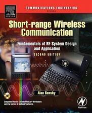 Short-range Wireless Communication, Second Edition: Fundamentals of RF System De