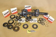 Dana 60 Front Axle F250 02-04 F350 02-04 DRW 98-01 Greasable U-Joint Seal Kit