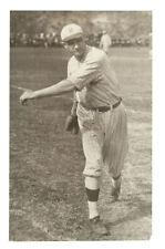 1915-20 Rube Marquard, Brooklyn Robins, Original Photograph in Full Uniform