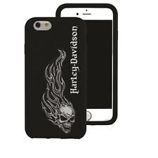 HARLEY DAVIDSON ®  Rugged Phone Shell - iPhone 6/6S Flame Skull