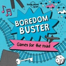 Boredom Buster: Games for the Road by Lonely Planet Kids, Nicola Baxter, Andy Mansfield (Paperback, 2016)