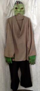 Frankenstein Costume , Adult Size 1X