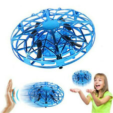 Ufo Flying Ball Mini Drone Rc Toys Hand-Controlled Helicopter
