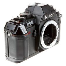 NIKON F-301 35MM SLR FILM CAMERA BODY - EXCELLENT CONDITION