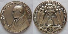 Vaticano medaglia papa Pio XII giubileo 1950