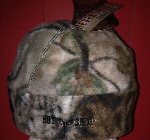 Reversible Real Tree Junior Hot Shot buck-shot hunting camouflage orange hat $20