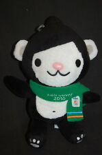 "Offical MIGA Vancouver Canada Olympics 12"" Plush Stuffed Animal Lovey Toy Scarf"