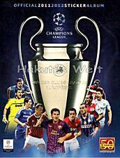 Panini Champions League 2011/2012 11 12 - Album mit 100 verschiedenen Stickern