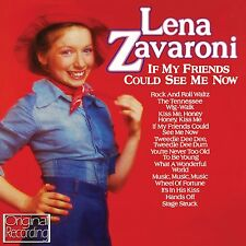 Lena Zavaroni - If My Friends Could See Me Now CD