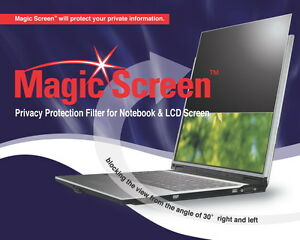 "MAGIC SCREEN-PrivacyFilter AntiGlare 14.1""WS3_303.5x189.5mm"