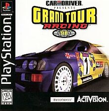 Car and Driver Presents: Grand Tour Racing '98 (Sony PlayStation 1, 1997), VG