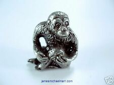 Gorilla 3D Pewter Animal