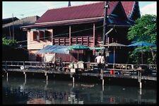 147037 Bangkok Klong canal A4 papier photo