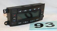03-07 Cts Dash Mounted Dual Zone Heat Ac Hvac Control Unit Guaranteed Good #93