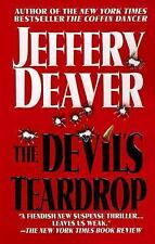 The Devil's Teardrop by Jeffery Deaver (2000, Paperback) FF1427