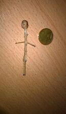 Très ancienne petite poupée miniature, minuscule jouet de poupée ancienne, 1890