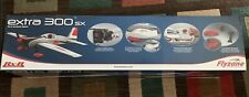 Flyzone Extra 300sx Rx-R New In Box