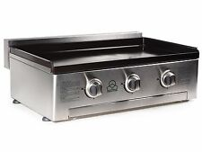 Cocina hornillo TriStar Bq-6395 plancha gas semi-pro