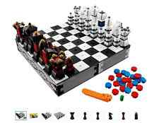 New LEGO 40174 ICONIC CHESS & CHECKERS