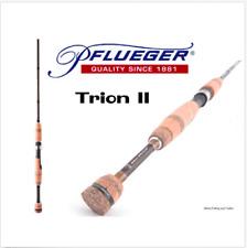 """Pflueger Trion PFLTII-CA641L Casting Fishing Rod 2-4kg 6'4"""" 1 Piece + BRAND NEW"""
