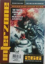 Interzone UK Sept Oct 2016 New Science Fiction Fantasy Stories FREE SHIPPING sb