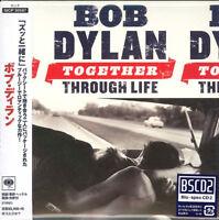 BOB DYLAN-TOGETHER THROUGH LIFE-JAPAN MINI LP BLU-SPEC CD2 Ltd/Ed E51