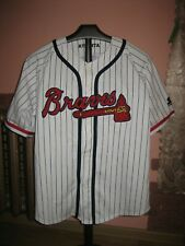 KENNY LOFTON #7 ATLANTA BRAVES STARTER MLB Jersey size L