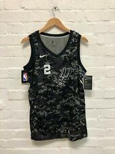 Nike San Antonio Spurs NBA Men's City Swingman Jersey - Small - Leonard 2 - New