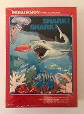 Sealed Tron Shark! Shark! for the Intellivision / Nos