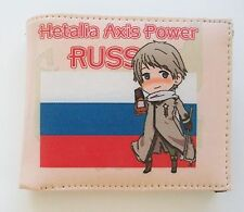 Axis Power Hetalia Vinyl Multi Compartment Uni Sex Wallet ~Hetalia Russia~