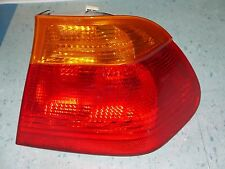 2001 01 BMW 325I Rear Rh Right Passenger side Outer Tail Light Lamp OEM Nice