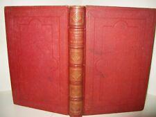 EDOUARD GOURDON Le BOIS DE BOULOGNE 1861 Illustré MORIN LONGCHAMP ZOOLOGIE SPORT