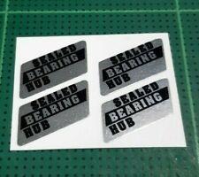 Suntour Sealed Bearing Hub Decal (2 Pair)