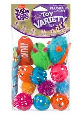 New listing Hartz Just For Cats Cat Toy Variety Pack, 13 Count