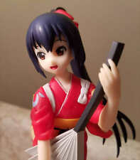 Banpresto K-ON!! - Nakano Azusa (Engeki Taikai! Ver) Prize Figure (Used/No Box)
