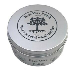 BeesWax Polish-clear - no toxins - 250ml - 100%