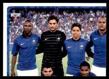 Panini Euro 2012 - Team - France No. 457