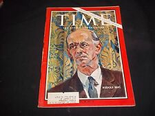 1966 SEPTEMBER 23 TIME MAGAZINE - RUDOLPH BING - NICE FRONT COVER - C 4910