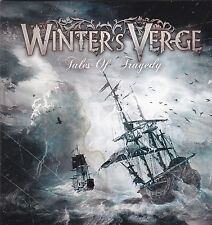 WINTER'S VERGE - TALES OF TRAGEDY (*Used-CD, 2010, Massacre) Metal USA Seller