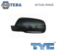 TYC LEFT REAR VIEW MIRROR COVER CASING 337-0038-2 G NEW OE REPLACEMENT