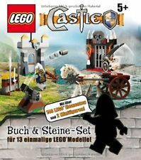 LEGO Castle Book & blocks Set Knight New