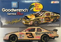 Dale Earnhardt Unsigned #3 1998 Monte Carlo 1:24 Die-Cast Car