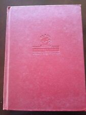 Britannica Junior The Girls and Boys Encyclopedia 1949 Volume I -Ready Reference