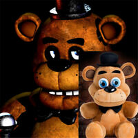 "FNAF Five Nights at Freddy's 10"" Plush Doll Xmas Gift Toy"