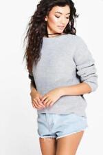 Ropa de mujer de color principal gris talla L