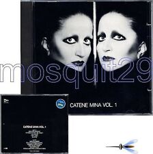 "MINA ""CATENE VOL1"" RARO CD PRIMA STAMPA MADE IN GERMANY NO BARCODE - SIGILLATO"