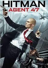 HITMAN AGENT 47 WIDESCREEN DVD MOVIE ZACHARY QUINTO CIARAN HINDS FREE SHIPPING