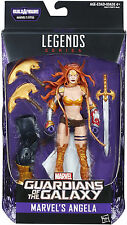 Marvel Legends ~ ANGELA ACTION FIGURE ~ Guardians of the Galaxy Vol. 2 Series 1