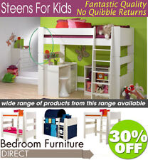 Steens Pine Bedframes & Divan Bases for Children