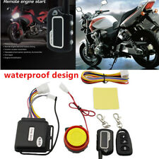 2-Way Safety Alarm System Signal Anti-theft Remote Control Motorcycle Accessory